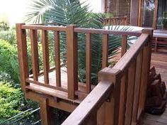 Resultado de imagen para barandas de madera Porches, Outdoor Furniture, Outdoor Decor, Garden Bridge, Ideas Para, Balcony, Outdoor Living, Coastal, Deck