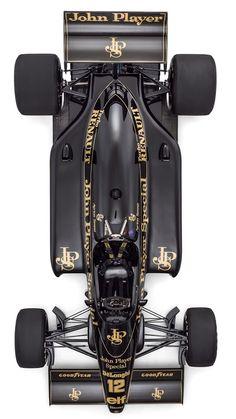 Ayrton Senna's Lotus