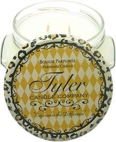 Tyler Candle Company French Market Perfumed Candle