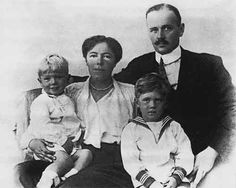 Olga and her family