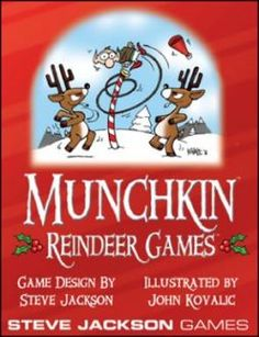 Munchkin; Christmas expansions