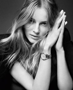Contact Vivien's Models Sydney office for more information about model Ieva Laguna Christian Dior Watches, Bregje Heinen, Money Girl, Watches Photography, Girl Photography, Celebrity Jewelry, Model Outfits, Beauty Shoot, Watch Model