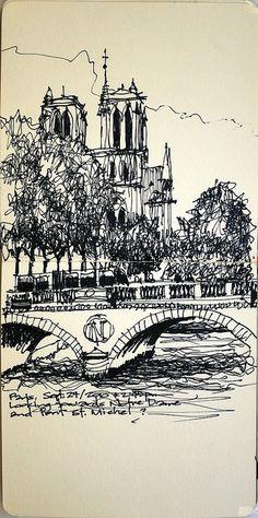 Paris - pont St. Michel | Flickr - Photo Sharing!