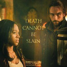 Death cannot be slain