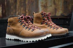The North Face Ballard Boot.