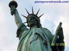 Estatua de la libertad de #japon http://www.pacoyverotravels.com/2013/12/nuevas-siete-maravillas-del-mundo-moderno.html