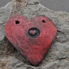 raku heart