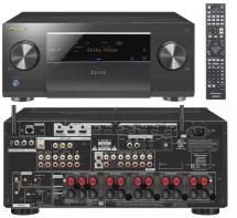 Pioneer Elite SC-95 Home Theater Receiver - Images provided by Pioneer Electronics