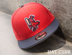 1950 Boston Red Sox Custom 59Fifty Fitted Cap @ HAT CLUB