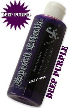 Special Effects Hair Dye -Deep Purple -8 by BeWild * You can find out more details at the link of the image.