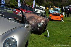 Porsche Competition brethren at the 2014 Porsche Werks Reunion