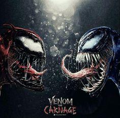 Marvel Venom, Venom Comics, Marvel Fan, Eddie Brock Venom, Venom 2018, Chibi Marvel, Venom Art, Deadpool Funny, Marvel Tattoos