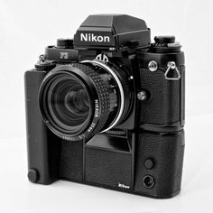 Nikon F3 - the camera the crazy Seal, Don, let me borrow and get hooked on pro 35mm gear.