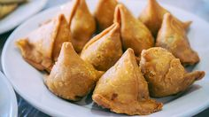 Easy & Amazing Vegan Indian Samosas