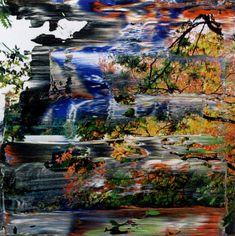 Gerard Richter - Overpainted photographs  2 Dec 99 (Firenze) » Art » Gerhard Richter