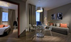 Design and modern roon