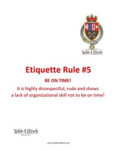 Etiquette is not only for Kings and Queens!⠀ Practical Tips on Etiquette from the Butler in Hong Kong. #NobleAndHitsch #EveryDayEtiquette #Etiquette #ButlerHongKong #HK #HKig #ButlerForHire #LuxuryLifeStyle #HKButler