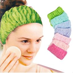 Find More Hair Accessories Information about Hot!2017 New Women Girls Towel Face Wash Shower Spa Makeup pajama party Hair Headband,High Quality headband storage,China headband Suppliers, Cheap headband rubber from Wonder Store on Aliexpress.com