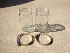 mason jar candle holders 1
