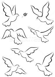 Güvercin Resmi Boyama Ile Ilgili Görsel Sonucu Okul Drawings