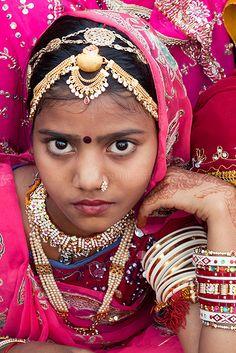 Eyes, Udaipur, Italy   by Marji Lang Photography