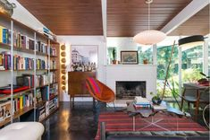 Hollywood Hills mid century,Edward Fickett, mid century modern,house architecture