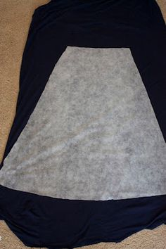 simple maxi skirt pattern--must do