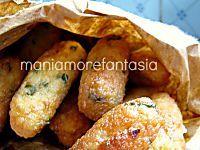 Le crocchè palermitane (cazzilli), ricetta crocchette di patate