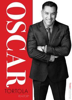 Oscar Tortola Realtor Branding — Vargas Creative Group, Inc.                                                                                                                                                                                 More