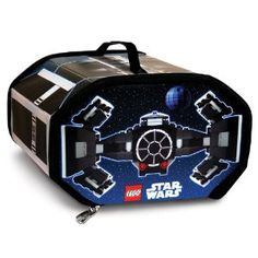 THIS holds LEGOs and opens up to be a playmat, too-- brilliant! ONLY $10.09-- even better!!