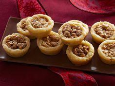 Bess London's Pecan Tassies recipe from Trisha Yearwood via Food Network