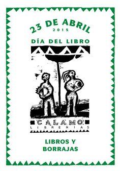 Cálamo (librería, Zaragoza). Día del Libro 2015