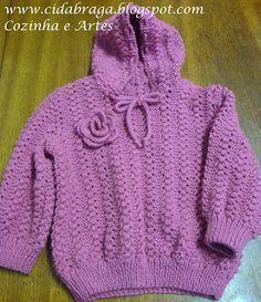 Knitting, Sweaters, Jackets, Style, Gabriel, Amanda, Alice, Fashion, Knit Baby Sweaters