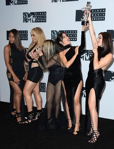 Fifth Harmony at the #VMAs