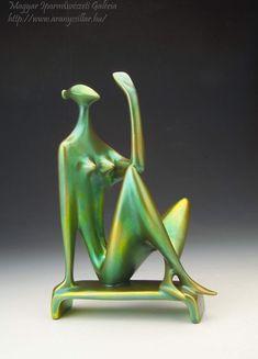 Pottery Art, Sculpture Art, Vase, Ceramics, Home Decor, Google, Art Nouveau, Sculptures, Ceramica