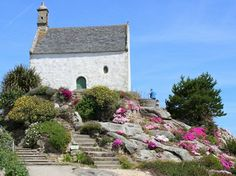 Chapelle Ste Barbe, Roscoff, Finistere, Brittany