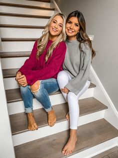 Better Than You Know Heather Grey Sweater Sweater Outfits, Fall Outfits, Casual Outfits, Tourist Outfit, Barefoot Girls, Gorgeous Feet, Sexy Toes, Female Feet, I Love Girls
