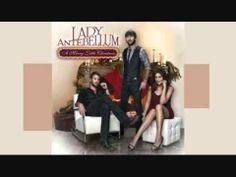 Lady Antebellum - Blue Christmas