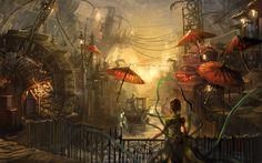 steampunk wallpaper - Google Search