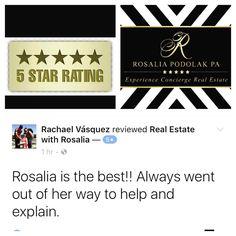 So grateful-Another 5 Star Review #grateful #realestate #naplesfl #naplesflorida #rosaliapodolak #thankful #love #yes #reviews #realtor #swfl #florida #beach #love