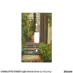 CHARLOTTE STREET Light Switch Cover