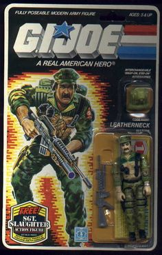 LEATHERNECK (v1), YOJOE.COM | YoJoe.com: Dedicated to the G.I.Joe of the 80's, 90's and beyond!