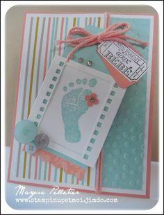 Carte pour bébé - nouveautés 2014