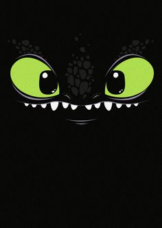 Toothless (How to train your Dragon)
