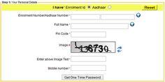 आधार कार्ड की डिजिटल कॉपी ऐसे करें ऑनलाइन डाउनलोड, Download Aadhaar Card Online in Hindi Perfect Image, Perfect Photo, Love Photos, Cool Pictures, One Time Password, Aadhar Card, Get One, Thats Not My, Logo Design