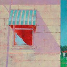 """Saatchi Art Artist Adalberto Ortiz; Painting, """"Red Shadow"""" #art"""
