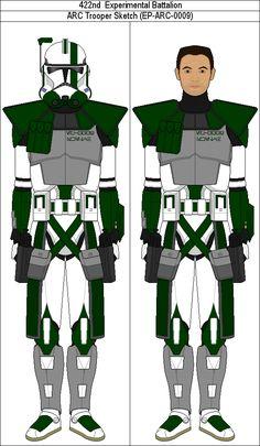 ARC Trooper Sketch by MarcusStarkiller on DeviantArt Star Wars Concept Art, Star Wars Fan Art, Star Wars Pictures, Star Wars Images, Star Wars Clone Wars, Lego Star Wars, Jedi Code, Star Wars Timeline, Star Wars The Old