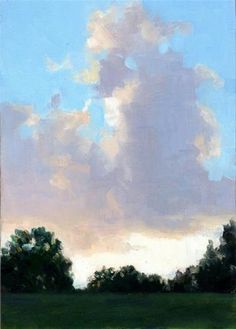 DPW Fine Art Friendly Auctions - #330 Evening Calls by Brian Burt