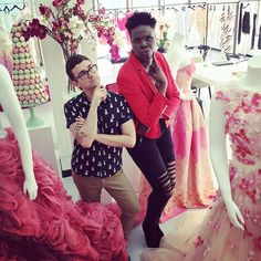 Leslie Jones Just Waved To Those Designers Who Wouldnt Dress Her In A Stunning Christian Siriano Look