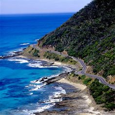 A trip to refresh the mind and provide prospective on the well worn tracks in the mind....Melbourne, Australia  Great Ocean Rd